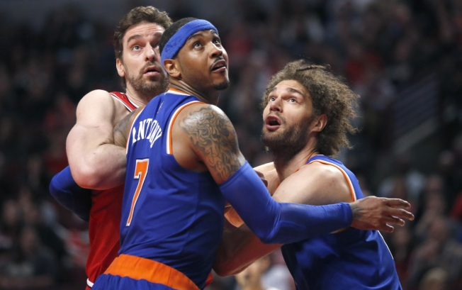 Knicks Dominate Bulls 106-94