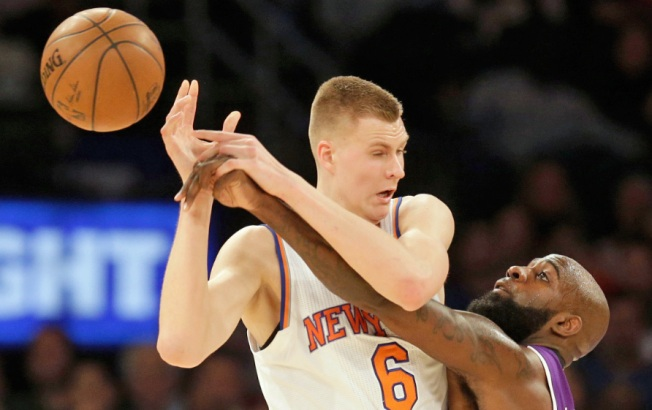 Melo-Less Knicks Fall to Kings 88-80