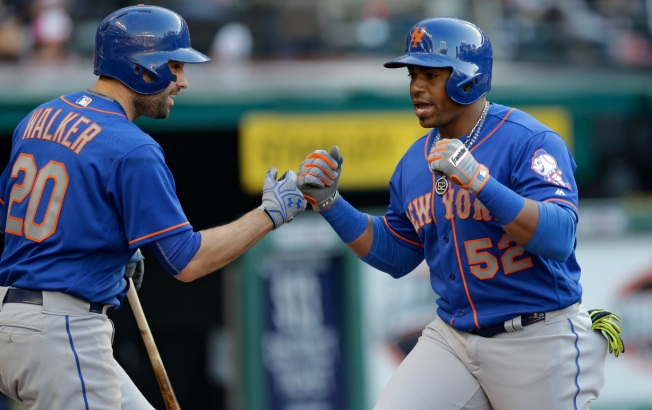Harvey, Mets Suffer 7-5 Loss to Indians