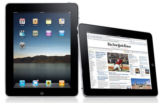Apple to Release iPad on April 3