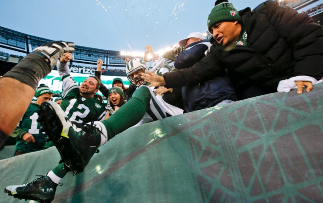 Jets Lose OT Coin Toss, But Win 26-20 Against Patriots