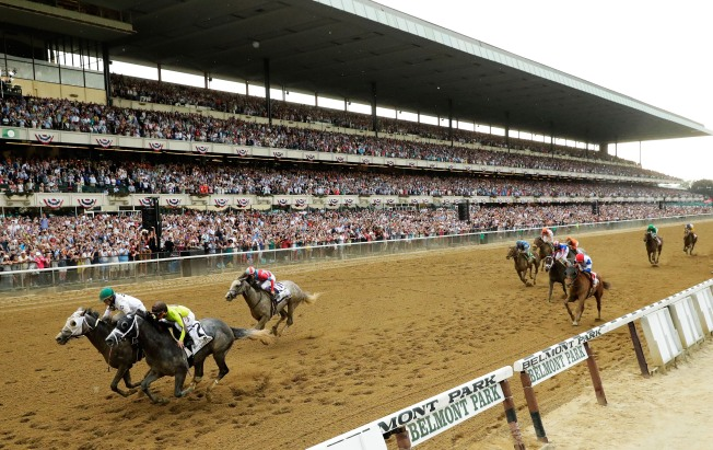 [NATL] Road to the 2016 Triple Crown: Creator Wins Belmont