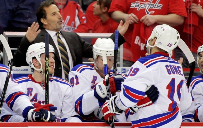 Touché! Rangers Fight Back After Coach Suspended