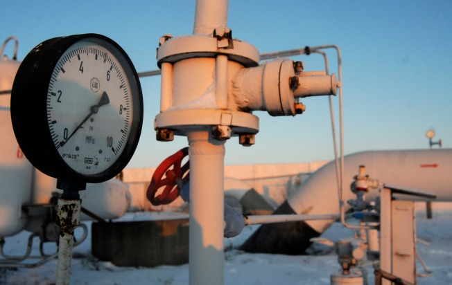 Russia Turns on Europe's Gas Again