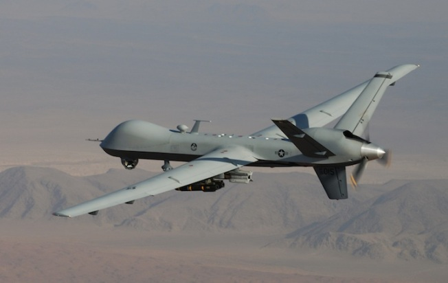 USA drone strikes target 2 al Qaeda leaders in Afghanistan