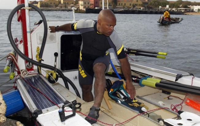Row, Row, Row Your Boat - Across the Atlantic Ocean