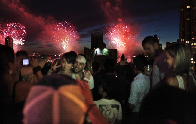Fireworks, Parades, Hot Dogs: NYC Celebrates 4th