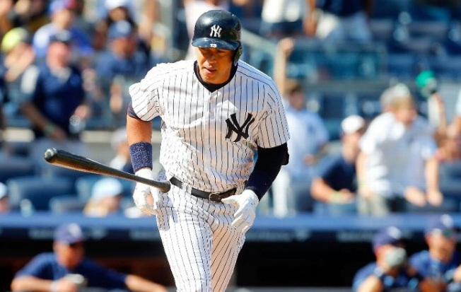 McCann, A-Rod Spark Yankees over Rays, 6-4