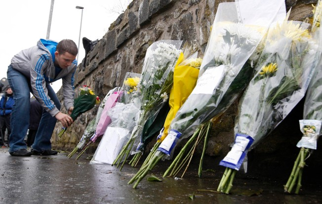 Pledges of Peace After Fatal N. Ireland Attack