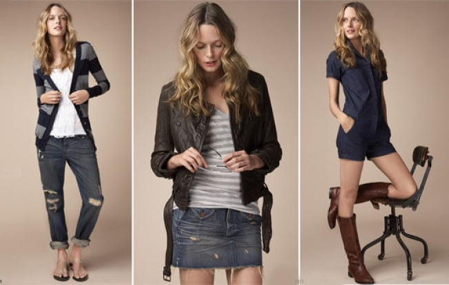Madewell x Shopbop Wants to Be Your Ex-Boyfriend