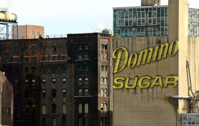 Domino Sugar Factory Opens its Doors