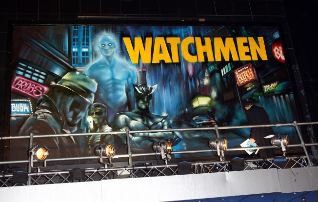 "Review: ""Watchmen"" Release Unleashes Fanboy Ingratitude"