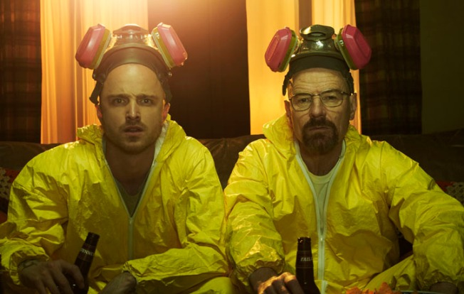 """Breaking Bad"" is Ending Run Still Looking Good"