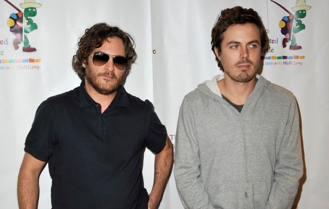 Joaquin Phoenix to Media: You Got Punk'd