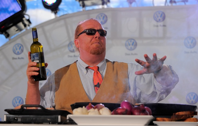 Ex-Employees Cook Up Lawsuit for Mario Batali