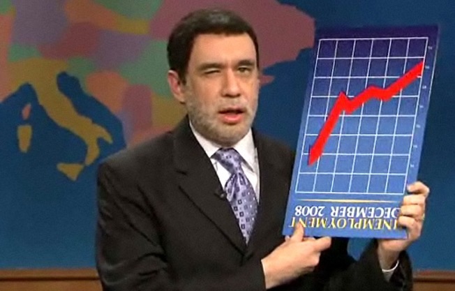 "Blinding Mad: Gov. Paterson Rips ""SNL"" for Skit"