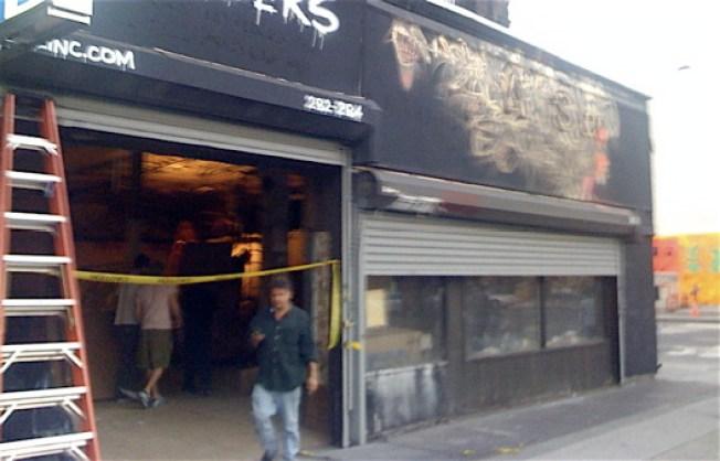 Plywood Coda: Glimpsing into McNally on the Bowery