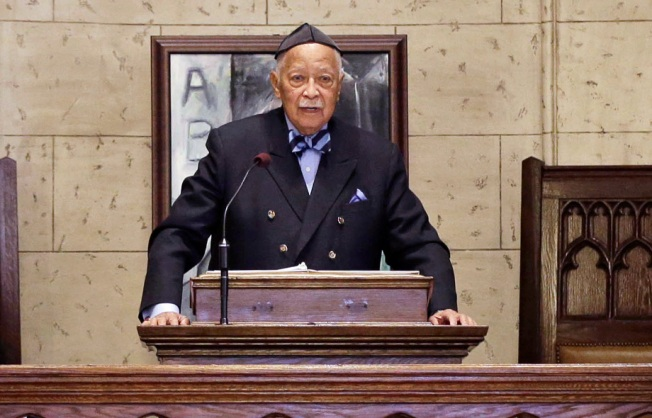 Dinkins Remains Hospitalized in Intensive Care