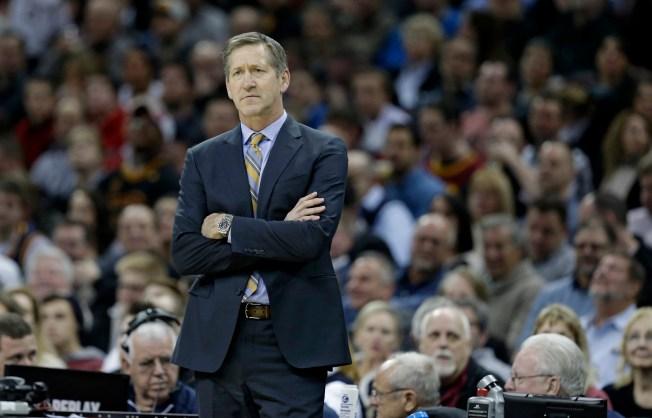 New Coach Jeff Hornacek Eager to Make Knicks a Winner