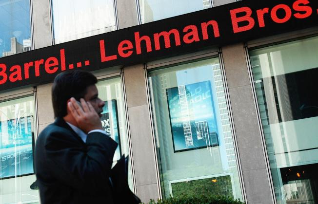 Lehman Sitting On $20M Worth of Yellowcake: Report