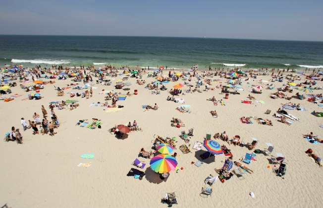 "Real ""Jersey Shore"" Gets More Beach to Play"