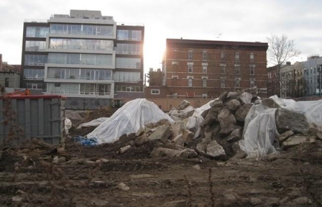 Williamsburg's Toxic Slag Heap