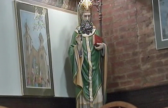 Church Icon Ends Up in NJ Bar