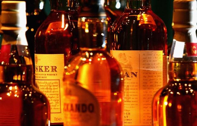 Tonight: The Single Malt Scotch & Whisky Extravaganza