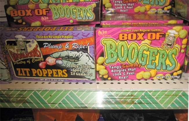 Dollar Store Candy Reaches New Low for Halloween