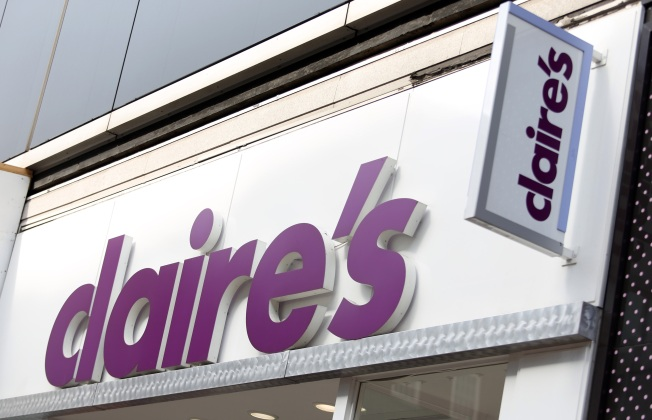 Claire's Preparing to File for Bankruptcy: Report - NBC ...