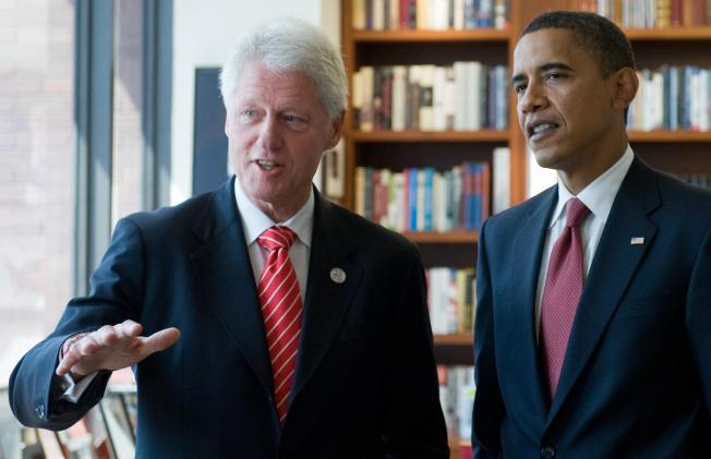 Bill Clinton's Advice to Barack Obama