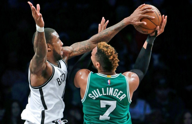 Nets Avenge Loss in Boston, Dispatch Celtics 111-101