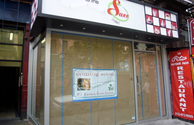 Oversaturated Fro-Yo Market on the Retreat; Replaced by Oversaturated Ramen Market