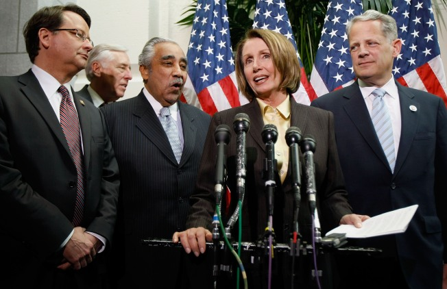 House Passes 90-Percent Tax on Bailout Bonuses