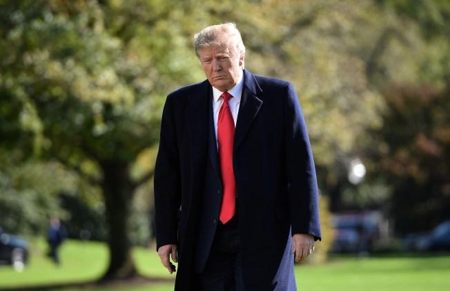 Federal Court Rules Manhattan DA Can Subpoena Trump's Tax Records