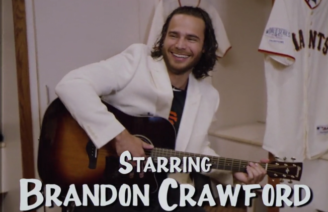 WATCH: SF Giants Remake 'Full House' Credits
