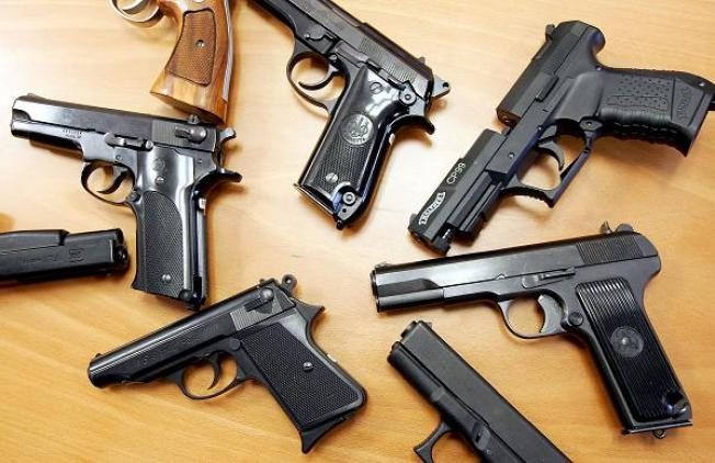 Nine in NJ Indicted for Interstate Gun Running