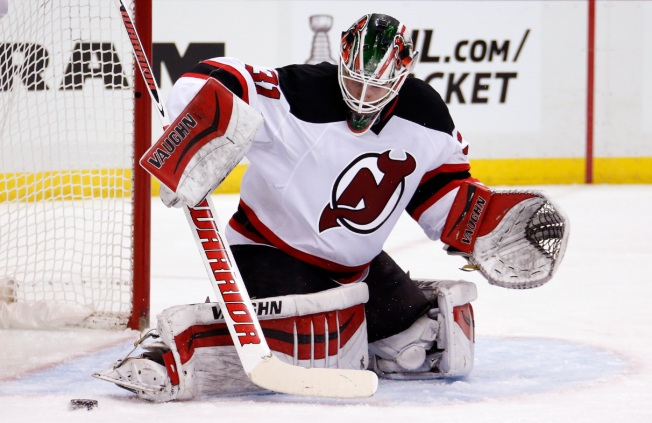 Wedgewood Notches 1st Career Shutout as Devils Top Pens 3-0