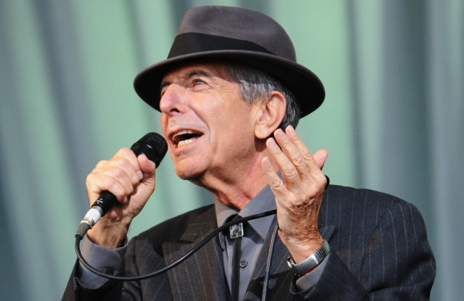 Hallelujah: Leonard Cohen to Play the Beacon