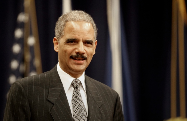 "AG Holder: U.S. Is a ""Nation of Cowards"" on Race"