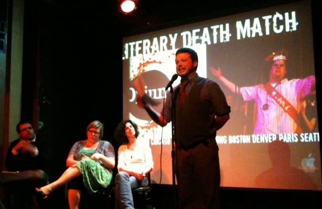 Literary Battle To The Death