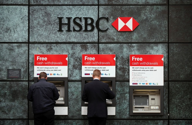 HSBC Selling Off 189 New York Branches