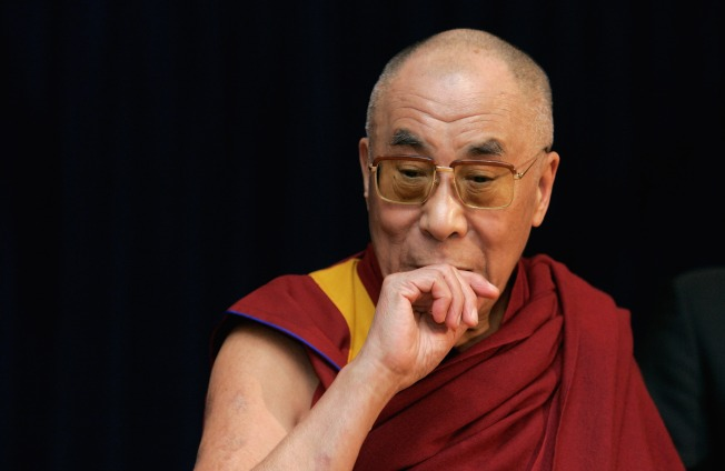 "Dalai Lama: Chinese Rule in Tibet ""Hell on Earth"""