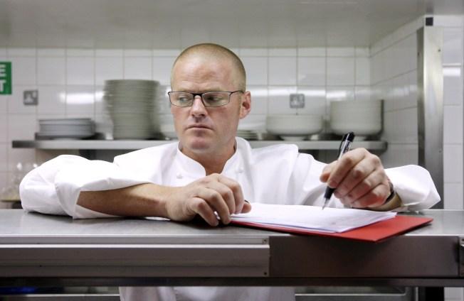 Chefs Dish On Tirades