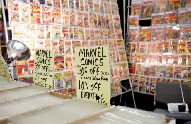 Hip Hip Hooray for Free Comic Book Day