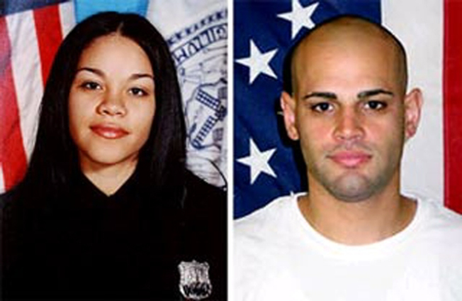 NYPD Cop Gets 10 Years for Fiancée's Death