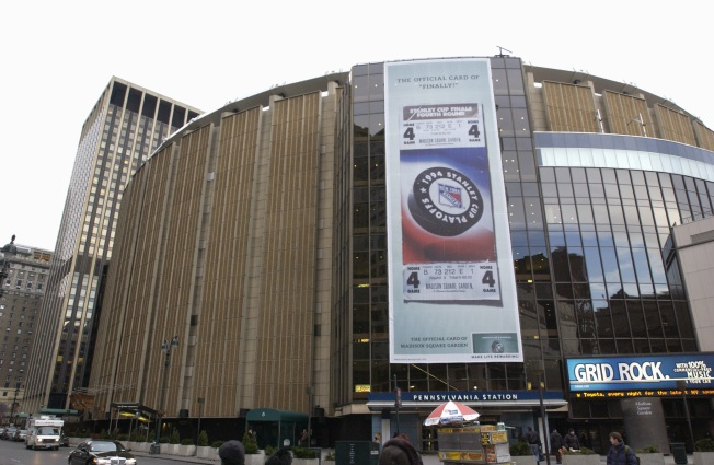 MSG Officials Mum After Asbestos Scare