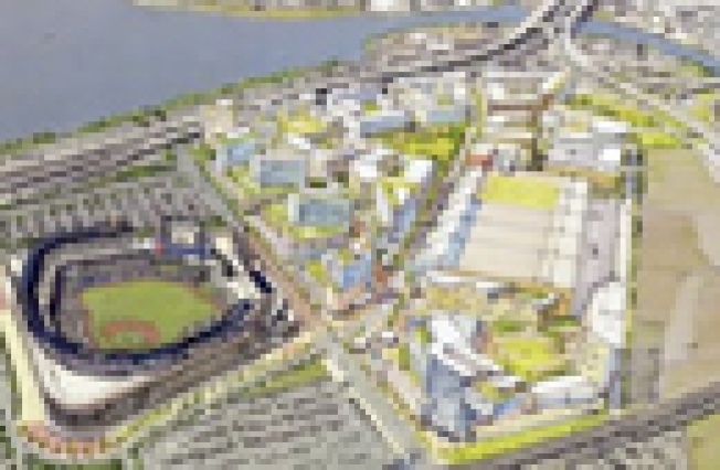 "Willets Point: From Grease Monkeys to Bellhops: ""A day before the City Planning..."