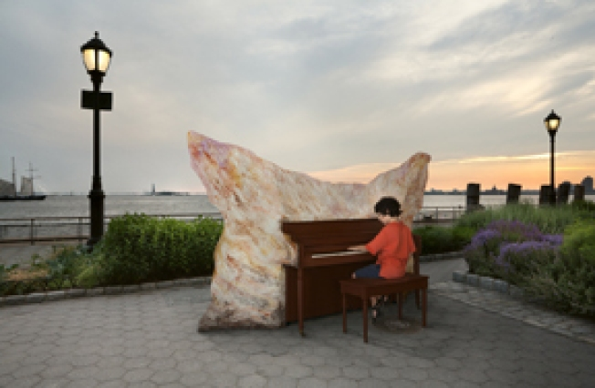 Outdoor Pianos to Adorn City Parks, Corners