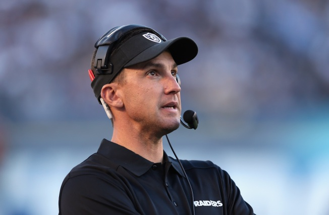 Oakland Raiders Fire Head Coach Dennis Allen